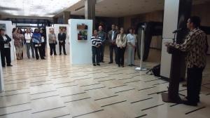 Exposición Sonrisas del África Occidental 1