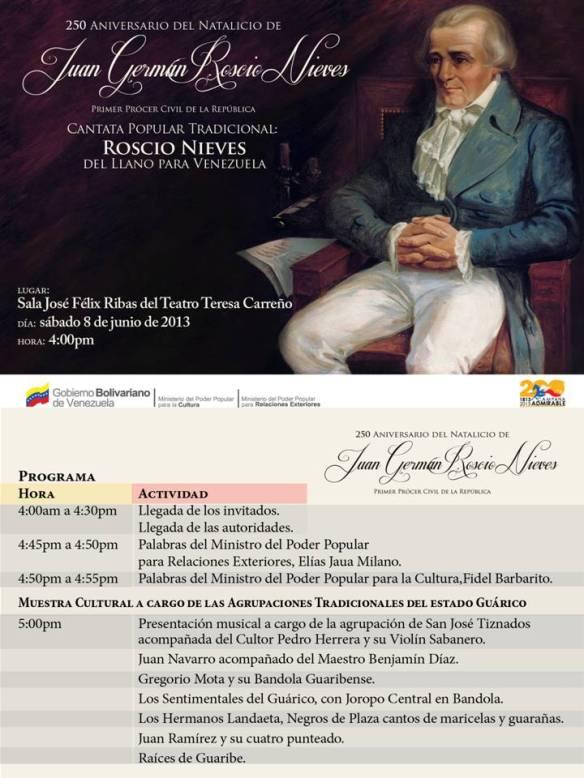 Cantata Roscio