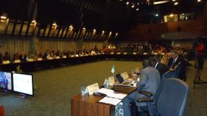 Participantes en el Seminario Internacional Integración Sur Sur