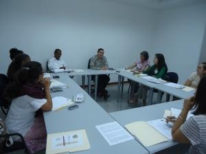 Reunión Cátedra Libre África