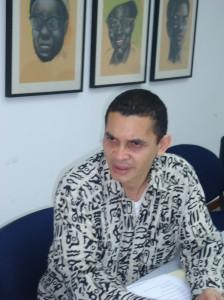 Viceministro Reinaldo Bolívar