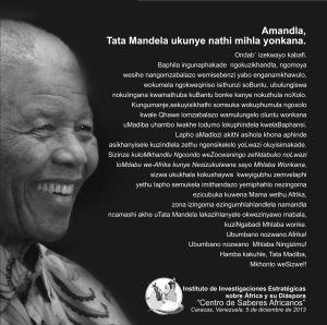 Mandela zulu