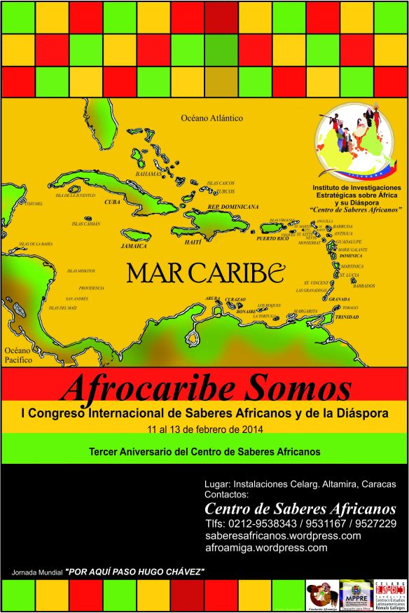 Congreso Afrocaribe somos