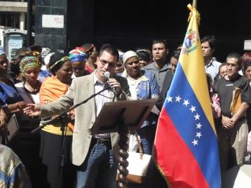 Vicepresidente Arreaza