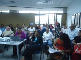 Seminario religiones de origen africano 3