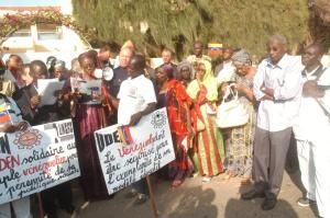 Jornada de solidaridad con Venezuela en Senegal 4