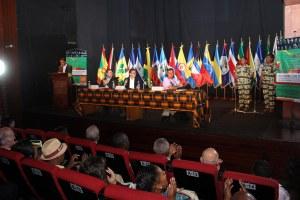 Instalacion del Congreso El Caribe que nos une 2