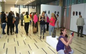 Inauguración de la exposición Máscaras africanas 3