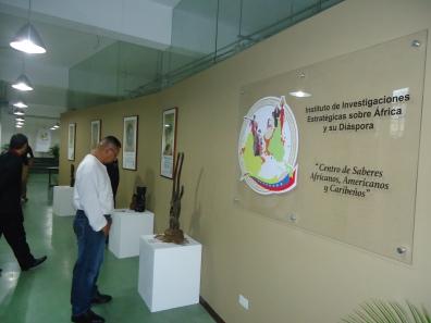 Inauguración sede académica del Centro de Saberes Africanos, Americanos y Caribeños.JPG