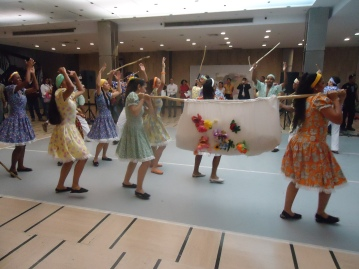 Baile de la hamaca