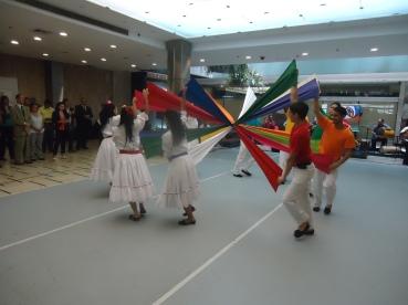 Baile Tejedoras y tejedores de Quibor